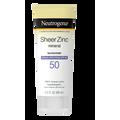 Neutrogena   Sheer Zinc Dry Touch  SPF 50  India