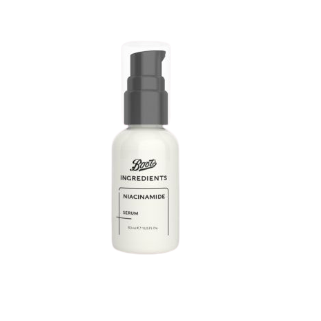 Boots Niacinamide serum India now available online