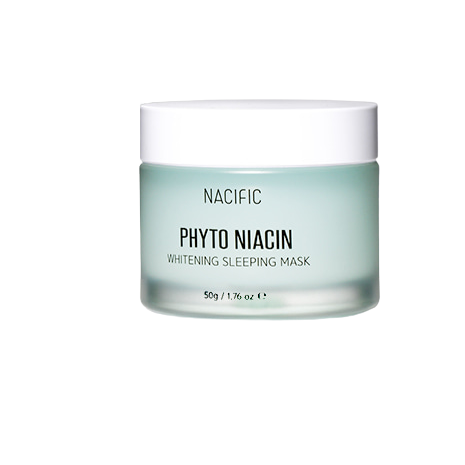 Nacific -Phyto Niacin Whitening Sleeping Mask 50 gr