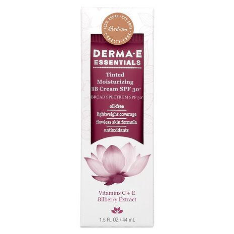 Derma E Tinted Moisturizing BB Cream SPF 30+ ( medium )