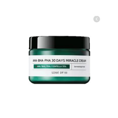 SOME BY MI - AHA, BHA, PHA 30 Days Miracle Cream 50ml