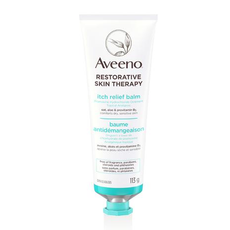 Aveeno Restorative Skin Therapy Itch Relief Balm 4 oz