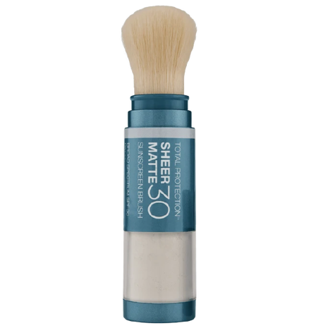 Colorescience Sunforgettable Total Protection  Sheer Matte SPF 30 Brush