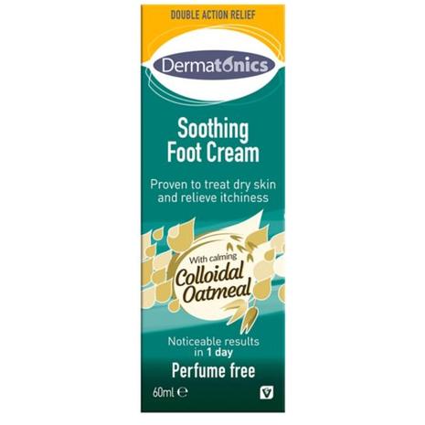 Dermatonics Soothing Foot Cream - 60ml