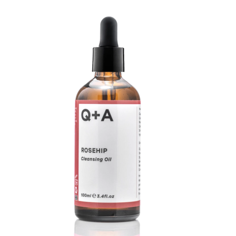 Q+ A Rosehip Cleansing Oil 100 ML India