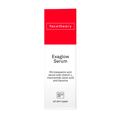 Facetheory Exaglow Serum S10 30ml India