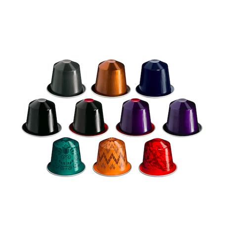 Nespresso Original Capsules/Pods - Original Classic 150 Assortment