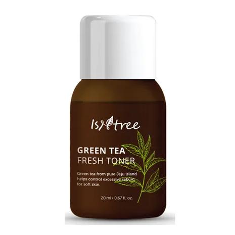 Isntree Green Tea Fresh Toner Mini - 20 ML