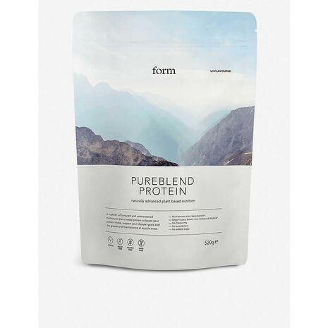 form Pureblend Protein powder unflavoured 520g