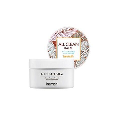 Use Heimish All Clean Balm  for 10 Step Korean Skincare Routine